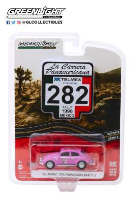 Volkswagen  - Beetle purple - 1:64 - GreenLight - 13260F - gl13260F | The Diecast Company