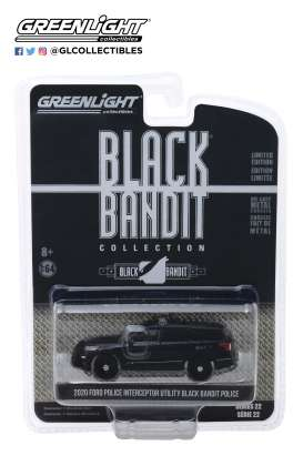 Ford  - 2020 black - 1:64 - GreenLight - 28010F - gl28010F | The Diecast Company