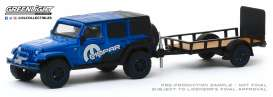 Jeep  - Wrangler 2012  - 1:64 - GreenLight - 32190B - gl32190B | The Diecast Company