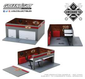 diorama Accessoires - various - 1:64 - GreenLight - 57061 - gl57061 | The Diecast Company