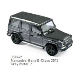 Mercedes Benz  - 2015 grey metallic - 1:43 - Norev - 351342 - nor351342 | The Diecast Company
