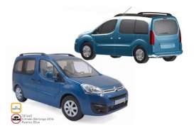 Citroen  - Berlingo 2016 blue - 1:18 - Norev - 181640 - nor181640 | The Diecast Company