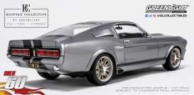 Shelby  - GT500 *Eleanor* 1967 grey/black - 1:12 - GreenLight - 12102 - gl12102 | The Diecast Company