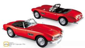 BMW  - 507 1956 red - 1:18 - Norev - 183231 - nor183231 | The Diecast Company