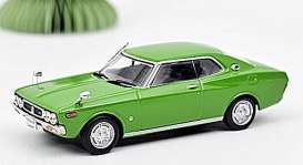 Nissan  - Laurel Hard Top 1972 green - 1:43 - Norev - 420177 - nor420177 | The Diecast Company