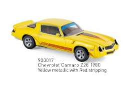 Chevrolet  - Camaro Z28 1980 yellow metallic - 1:43 - Norev - 900017 - nor900017 | The Diecast Company
