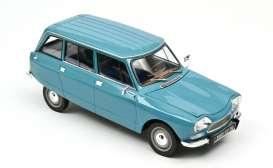 Citroen  - Ami 8 Break 1975 blue - 1:18 - Norev - 181671 - nor181671 | The Diecast Company