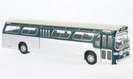 GMC  - 1969 green/white - 1:43 - IXO Models - BUS013 - ixBUS013 | The Diecast Company