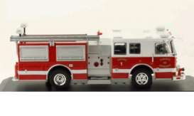 Seagrave  - red/white - 1:43 - IXO Models - TRF006 - ixTRF006 | The Diecast Company