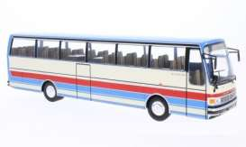 Setra  - 1976 blue/white/red - 1:43 - IXO Models - BUS012 - ixBUS012 | The Diecast Company