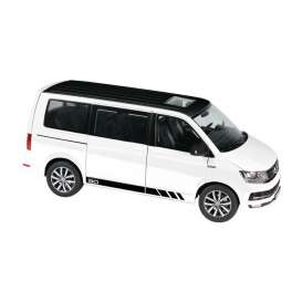 Volkswagen  - T6 Multivan Edition 30 2018 white/black - 1:18 - NZG - 95420055 - NZG95420040 | The Diecast Company