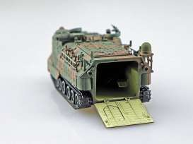 Militaire  - JGSDF AAVC7A1 Ram/RS  kinetic yellow - 1:72 - Aoshima - 05665 - abk05665 | The Diecast Company