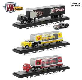 Assortment/ Mix  - Various - 1:64 - M2 Machines - 36000-35 - m2-36000-35 | The Diecast Company