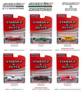 Assortment/ Mix  - various - 1:64 - GreenLight - 44855 - gl44855 | The Diecast Company