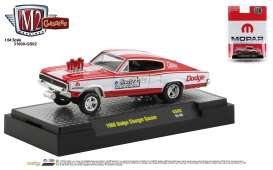 Dodge  - Charger Gasser 1967 red/white - 1:64 - M2 Machines - 31600GS02 - M2-31600GS02 | The Diecast Company