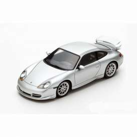 Porsche  - 911 1999 silver - 1:87 - Minichamps - 870068421 - mc870068421 | The Diecast Company