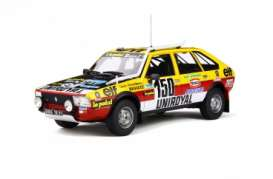 Renault  - 20 Turbo 1982 yellow/red/black - 1:18 - OttOmobile Miniatures - ot821 - otto821 | The Diecast Company