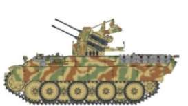 Military Vehicles  - Flak Panther  - 1:35 - Dragon - 6899 - dra6899 | The Diecast Company