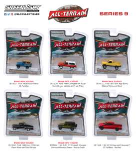 Assortment/ Mix  - various - 1:64 - GreenLight - 35150 - gl35150 | The Diecast Company