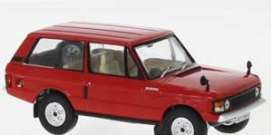 Land Rover  - Velar 1969 red - 1:43 - IXO Models - CLC179 - ixCLC179 | The Diecast Company
