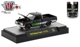 Datsun  - 1978 black - 1:64 - M2 Machines - 31500HS03 - M2-31500HS03 | The Diecast Company