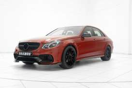 Brabus  - 850 E63 2015 red - 1:87 - Minichamps - 870038404 - mc870038404 | The Diecast Company