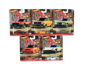 Assortment/ Mix  - various - 1:64 - Hotwheels - FPY86-979P - hwmvFPY86-979P | The Diecast Company