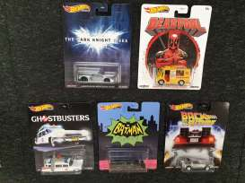 Assortment/ Mix  - various - 1:64 - Hotwheels - DMC55 - hwmvDMC55-979R | The Diecast Company
