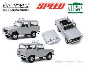Ford  - Bronco 1970 white - 1:18 - GreenLight - 19074 - gl19074 | The Diecast Company
