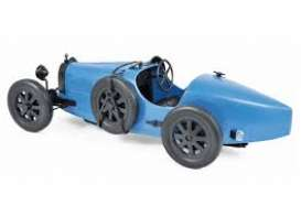 Bugatti  - T35 1925 blue - 1:12 - Norev - 125700 - nor125700 | The Diecast Company