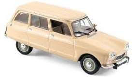 Citroen  - 1976 beige - 1:43 - Norev - 153539 - nor153539 | The Diecast Company