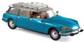 Citroen  - DS 23 Break 1974 blue - 1:43 - Norev - 155046 - nor155046 | The Diecast Company
