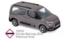 Citroen  - Berlingo 2018 grey - 1:43 - Norev - 155761 - nor155761 | The Diecast Company