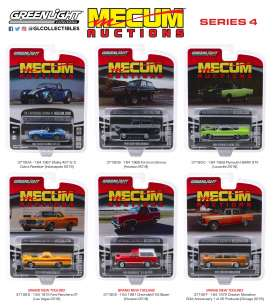 Assortment/ Mix  - various - 1:64 - GreenLight - 37190 - gl37190 | The Diecast Company