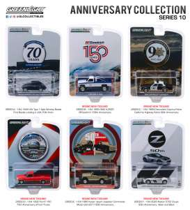 Assortment/ Mix  - various - 1:64 - GreenLight - 28020 - gl28020 | The Diecast Company