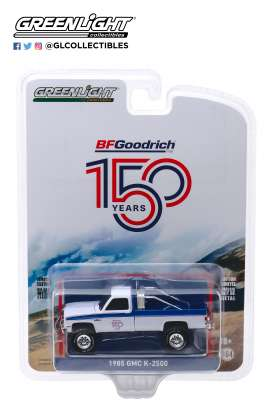 - white/blue - 1:64 - GreenLight - 28020B - gl28020B | The Diecast Company