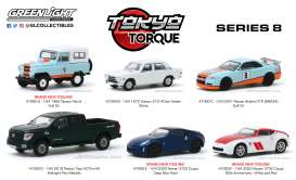 Assortment/ Mix  - various - 1:64 - GreenLight - 47060 - gl47060 | The Diecast Company