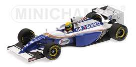 Williams  - 1994 white/blue - 1:18 - Minichamps - 540941822 - mc540941822 | The Diecast Company