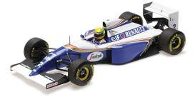 Williams  - 1994 white/blue - 1:18 - Minichamps - 540941832 - mc540941832 | The Diecast Company
