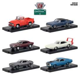 Assortment/ Mix  - various - 1:64 - M2 Machines - 11228-62 - M2-11228-62 | The Diecast Company