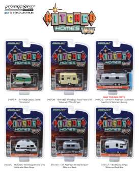 Assortment/ Mix  - various - 1:64 - GreenLight - 34070 - gl34070 | The Diecast Company