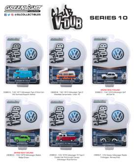 Assortment/ Mix  - various - 1:64 - GreenLight - 29980 - gl29980 | The Diecast Company