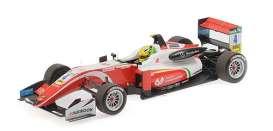 Dallara Mercedes Benz - F317 2018 red/white - 1:18 - Minichamps - 517181804 - mc517181804 | The Diecast Company