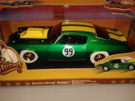 Chevrolet  - 1970 green/yellow - 1:18 - Johnny Lightning - 21958chase - JL21958chase1 | The Diecast Company