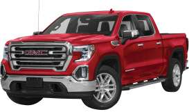 GMC  - Sierra red - 1:27 - Motor Max - 79361 - mmax79361r | The Diecast Company