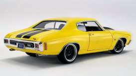 Chevrolet  - Chevelle *Street Fighter* 1970 yellow - 1:18 - Acme Diecast - 1805515 - acme1805515 | The Diecast Company