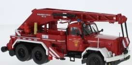 Magirus Deutz  - 1959 red/white - 1:43 - IXO Models - TRF007 - ixTRF007 | The Diecast Company