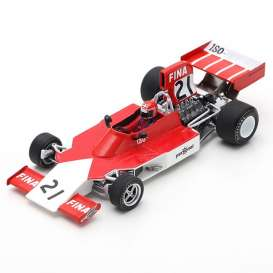 Iso  - FW 1974 white/red - 1:43 - Spark - s4040 - spas4040 | The Diecast Company