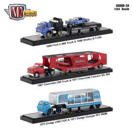 Assortment/ Mix  - Various - 1:64 - M2 Machines - 36000-36 - m2-36000-36 | The Diecast Company
