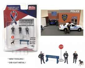 Figures  - Police  - 1:64 - American Diorama - 38402 - AD38402 | The Diecast Company